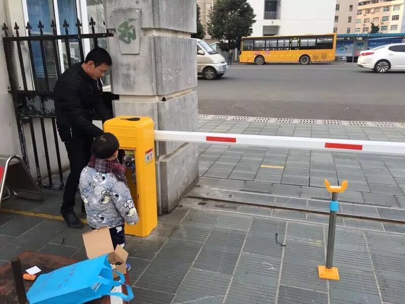 Управление гаражными воротами Barrier Gate