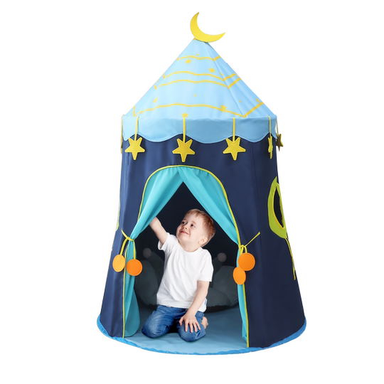 Harrybear children tent game housing toy house indoor male girl Mongolian family princess castle