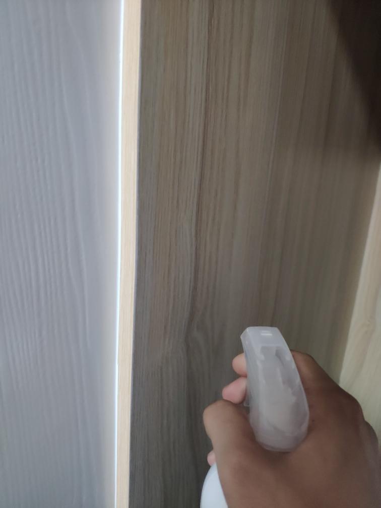 家里刚装修结束,记录我用光触媒喷剂除甲醛