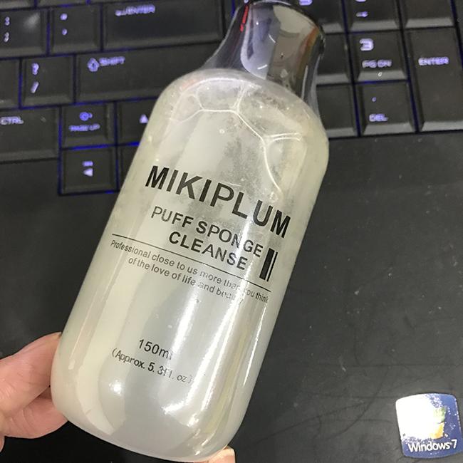 MIKIPLUM слойка мыть моющее средство 150ml