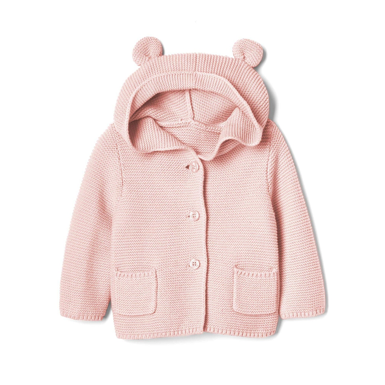 USD 49.43] Gap Boys and girls pure cotton baby bear ear sweater ...