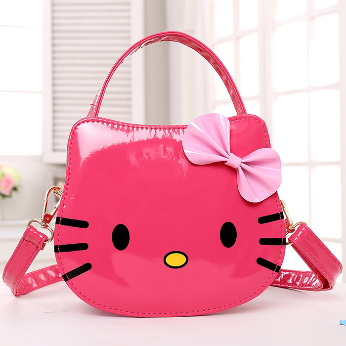 c09c10b6fbc ... Princess messenger bag fashion bright leather KT cute handbag children  girls shoulder. Zoom · lightbox moreview · lightbox moreview · lightbox  moreview ...