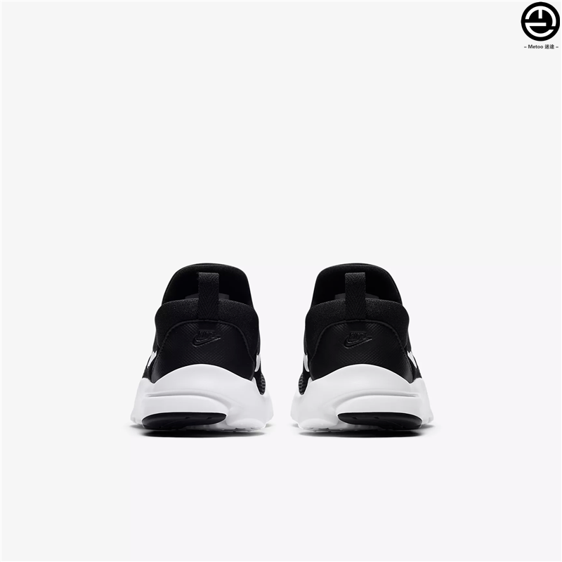 new arrivals 0ec3a 6496f Metoo lost Nike Air Presto women s black and white Oreo socks ...