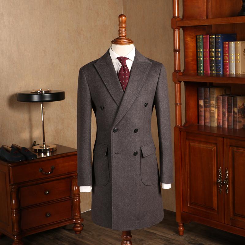 IsirHonour mùa thu và mùa đông quý ông rắn màu áo thun áo len Người Anh retro nam đáy áo len cao cổ áo len