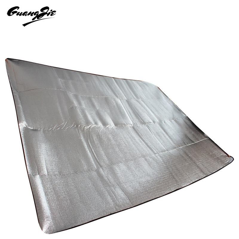 Tăng độ ẩm thảm lều pad ngoài trời mat dã ngoại mat mở rộng bé bò mat mat phim nhôm mat - Thảm chống ẩm / Mat / Gối