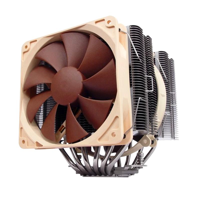 猫头鹰Noctua NH-D14 全平台风冷CPU散热器1150/1155/AMD风扇