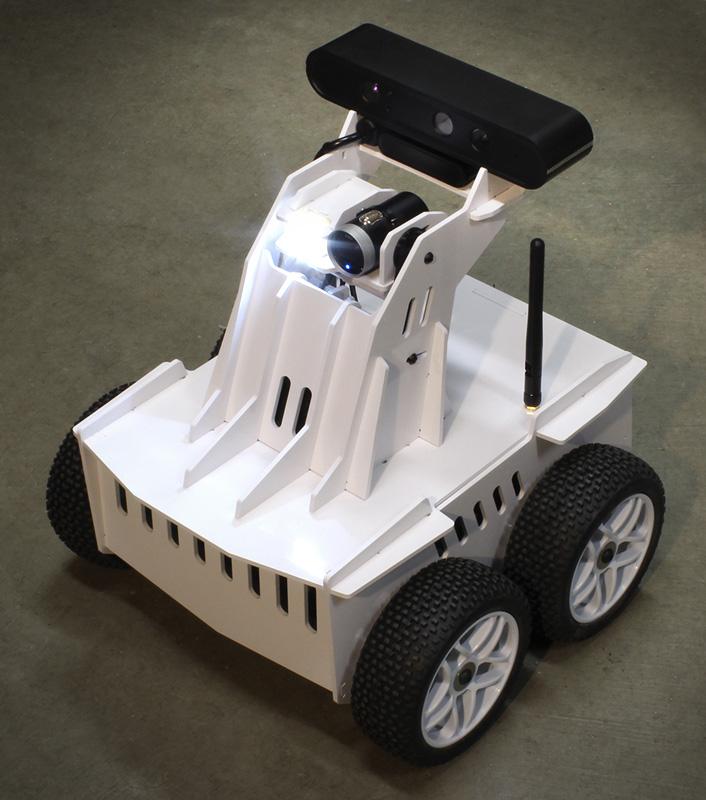 USD 3240 54] Robot operating system) ROS) SLAM) depth camera