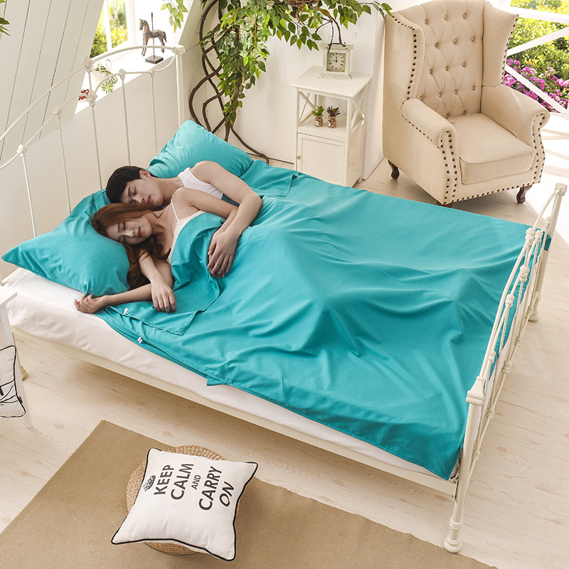 Sanitary sleeping bag adult travel outdoor supplies travel portable light portable indoor hotel dirty bed simple