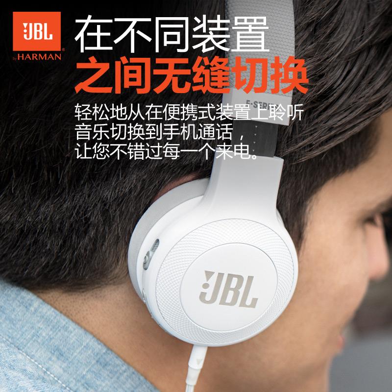 JBL E45BT headset wireless bluetooth headset music portable HIFI bass
