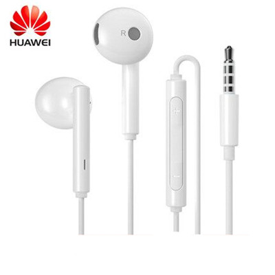 华为手机耳机入耳式有线 高音质荣耀原装正品金属壳带线控3.5mm口