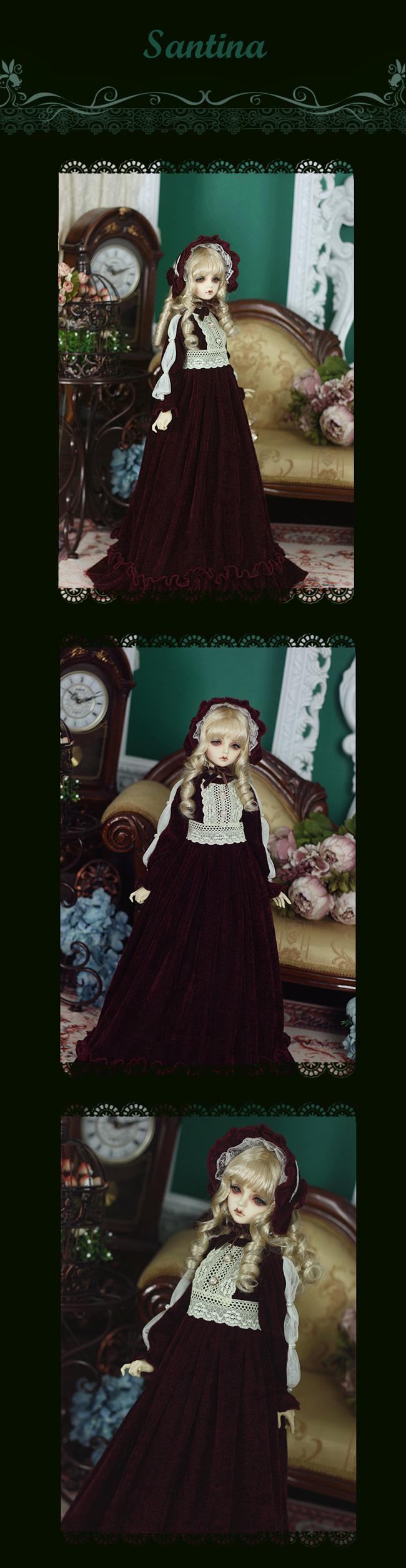 Платье Aristocracy для БЖД