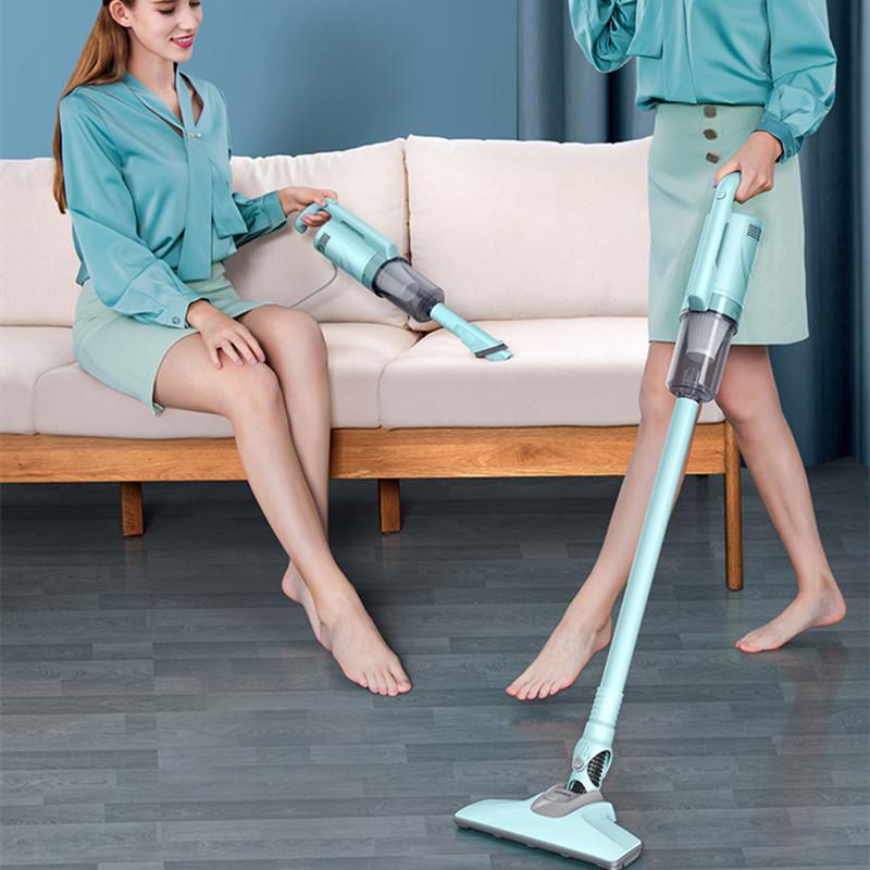 康佳吸尘器家用小型大功率大吸力多功能手推式床上除螨吸地一体机