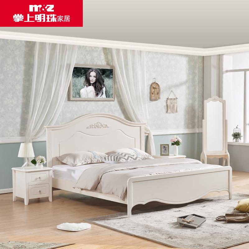 классическая кровать The apple of furniture  1.5/1.8