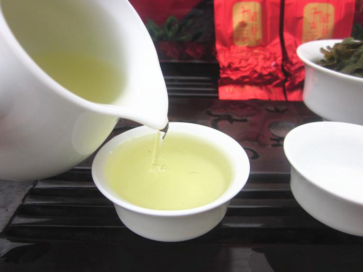 Галстук Гуань Инь новый чай anxi галстук Гуань Инь чай аутентичные Лучжоу-чай tieguanyin супер Бесплатная доставка оптом чай