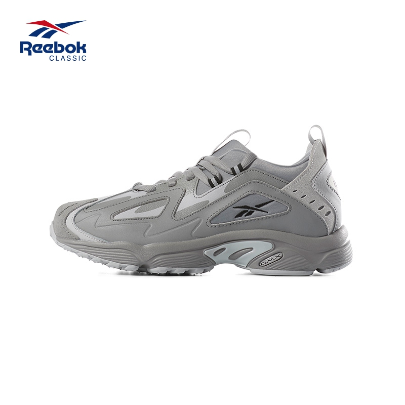 Reebok reebok official DMX SERIES 1200 men and women low-top casual running  shoes old e44b5a0eb3
