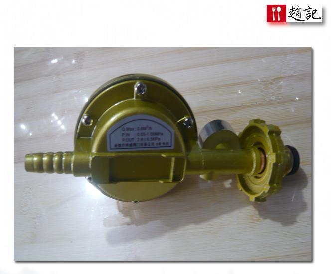 Комплектующие для кухонных электроприборов Бытового газа, редукционный клапан, клапан газового, регулятор бутылках сжиженного нефтяного газа, с регулируемым клапаном индикатор
