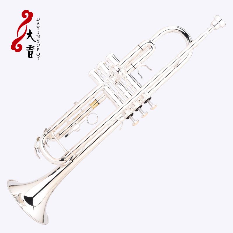 Fanchao người mới bắt đầu chơi nhạc cụ phương Tây mạ alto kèn cho thấy B-gói phụ kiện quà tặng miễn phí FTR-880