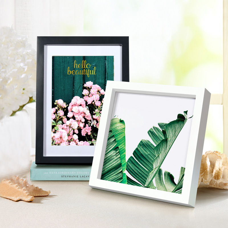 Usd 647 Clearance Thick Solid Wood Frame Photo Frame Thickening