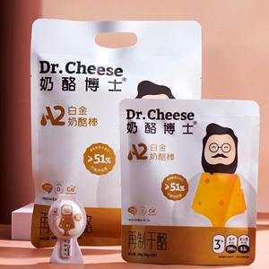 【奶酪博士】A2白金奶酪棒28支