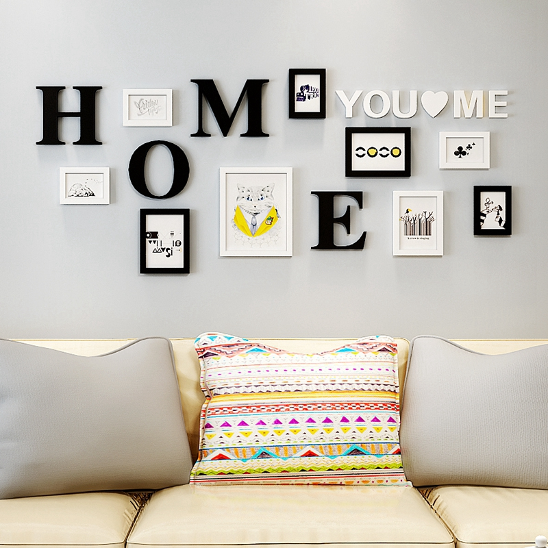 Living Room Decoration Painting Creative Home Accessories TV Background  Wall Painting Dormitory Restaurant Murals Childrenu0027s Bedroom