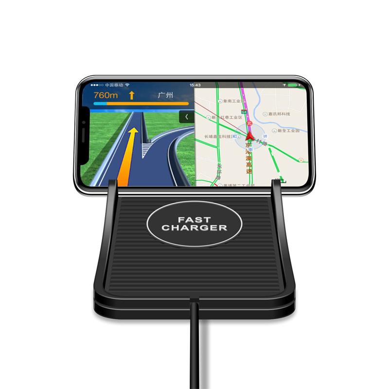 车载手机无线充电器苹果X三星华为mate20汽车通用iPhoneXSMax车充_天猫超市优惠券