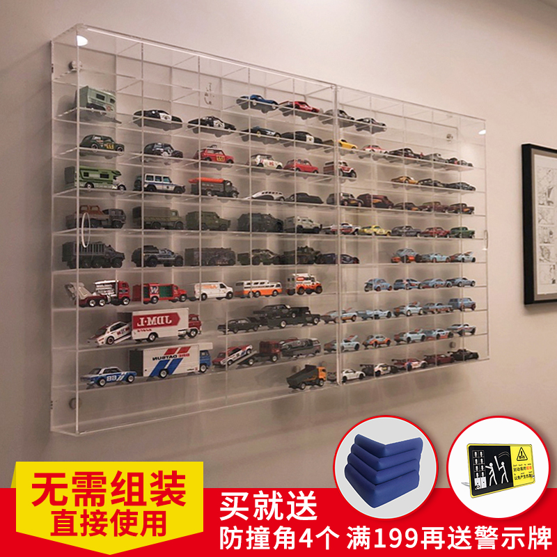 Toy Model Display Frame Acrylic Model Holding Layer Rack