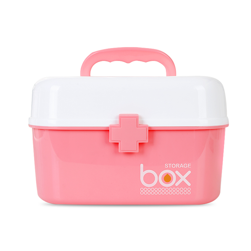 Color Clification 2244 Small Powder Box Pink Blue Green 2229 Large