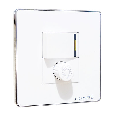 Jinmai electrician concealed type 86 stepless dimmer switch, adjustable LED light spotlight, etc. usable dimmer 200W