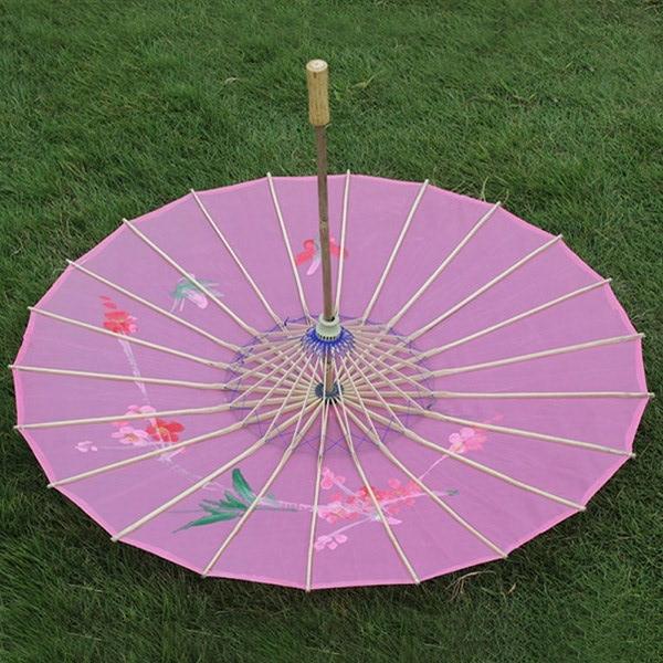 Бесплатная доставка по китаю Танцы зонтик представление зонтик cheongsam подиум зонтик древний зонтик зонтик винтаж Декоративный зонтик