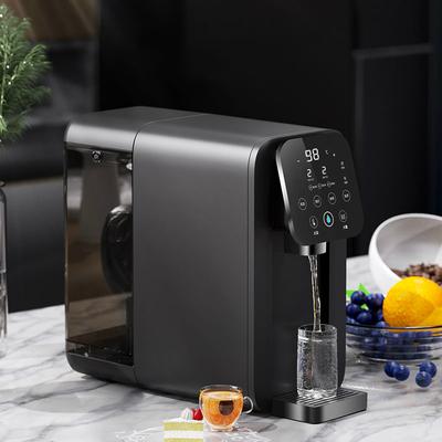 西屋F5净水器家用直饮加热一体机桌面台式过滤净饮即热式饮水机