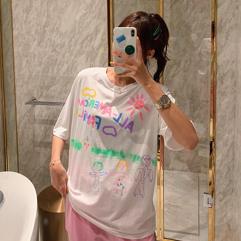 韩国nylon pink_pink mini dog t恤_love pink t恤_pink floyd t恤_ pink短袖t恤 - 下午,发现喜欢
