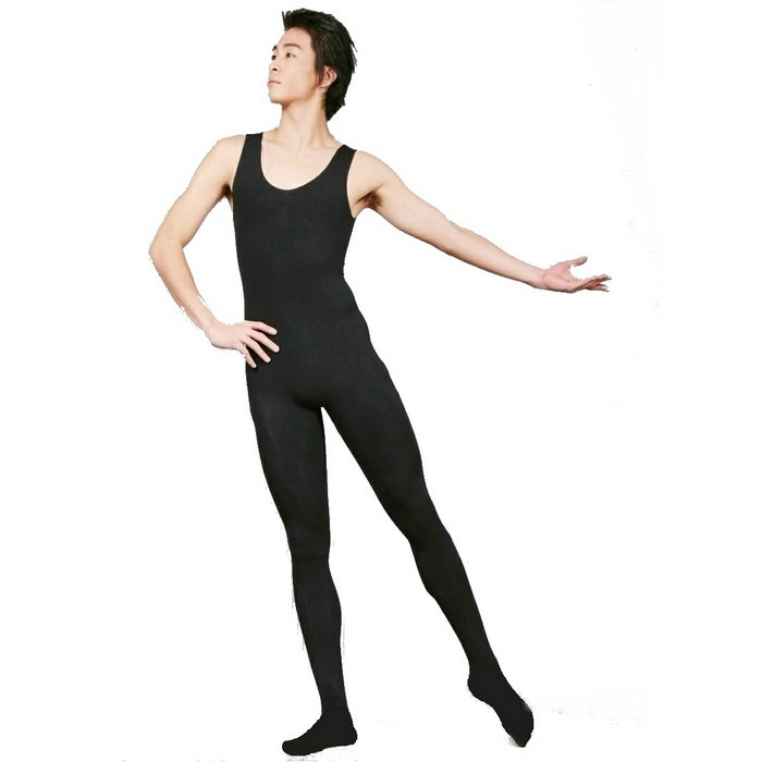 Dance suit vest jumpsuit socks men's ballet practice clothes dance pants  Gymnastics clothes new