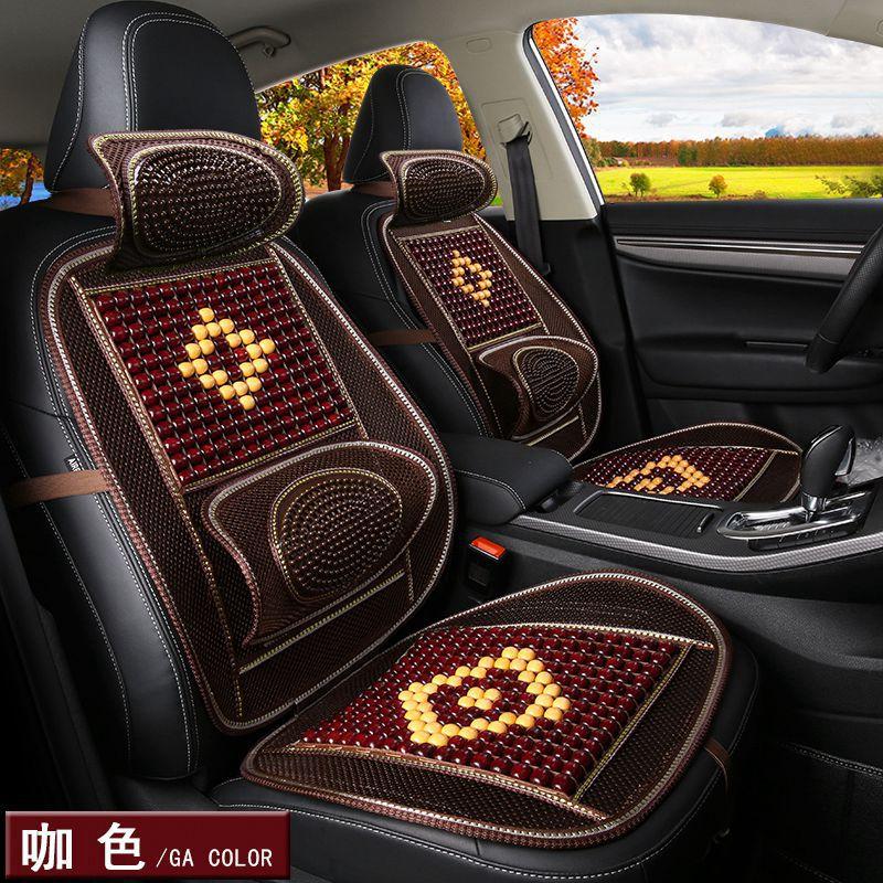 Summer Car waist cushion Waist back breathable cushion Seat driver cushion Truck summer seat back cushion