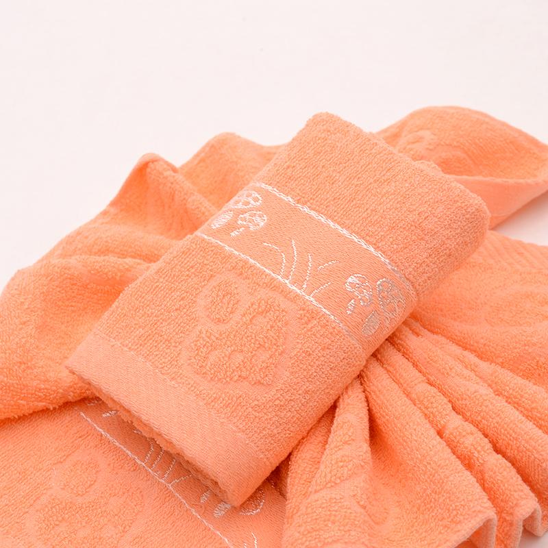 Маленький оранжевый гриб