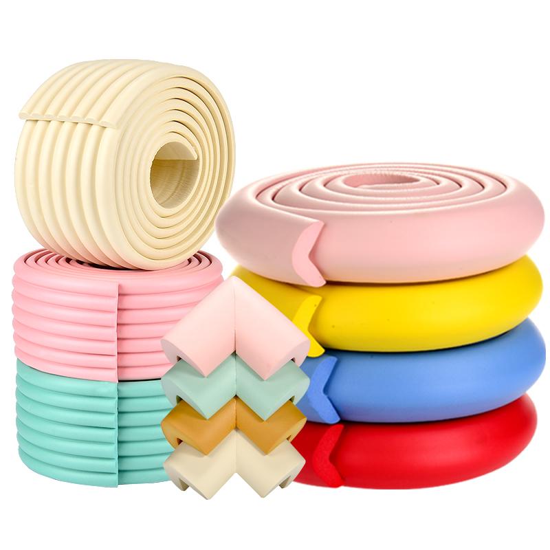 儿童防撞条桌子安全防磕碰家用海绵墙贴包边