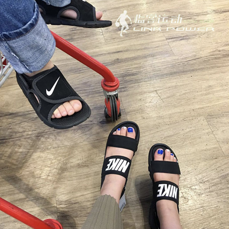 a236768ee82a ... authentic size 7 90135 6a3a1 nikewmns nike tanjun sandal letter ninja  womens sandals 882694 001600 .