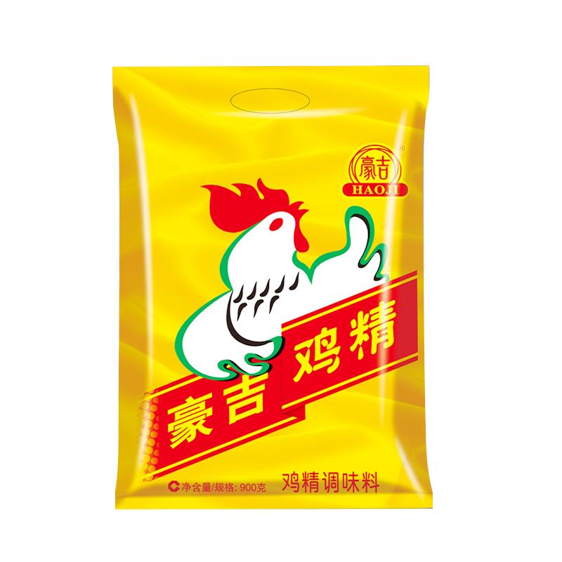 豪吉鸡精900g调味品调味料替代味精