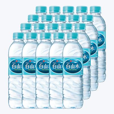 农心白山天然饮用矿泉水500ml*20瓶