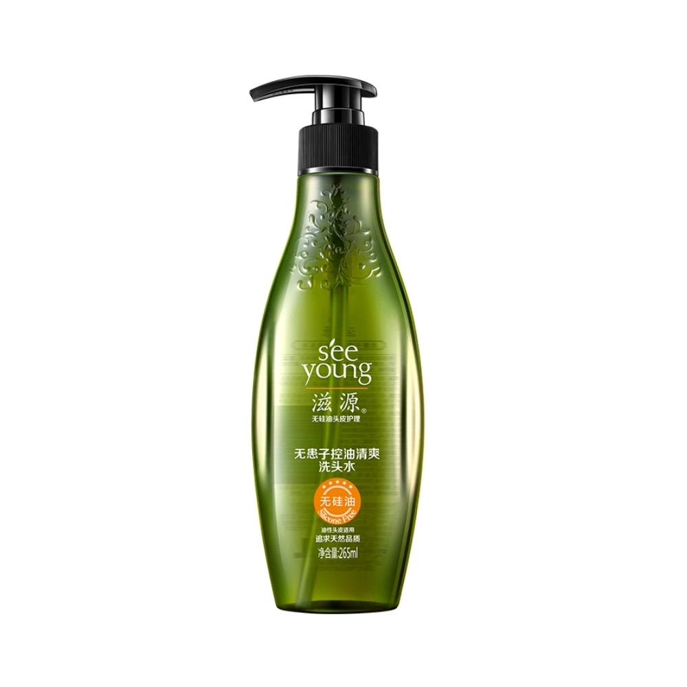 【拍2件】滋源无硅油控油洗发水
