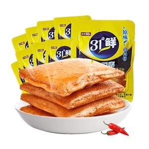 猫超包邮盐津铺子鱼豆腐200g约14包