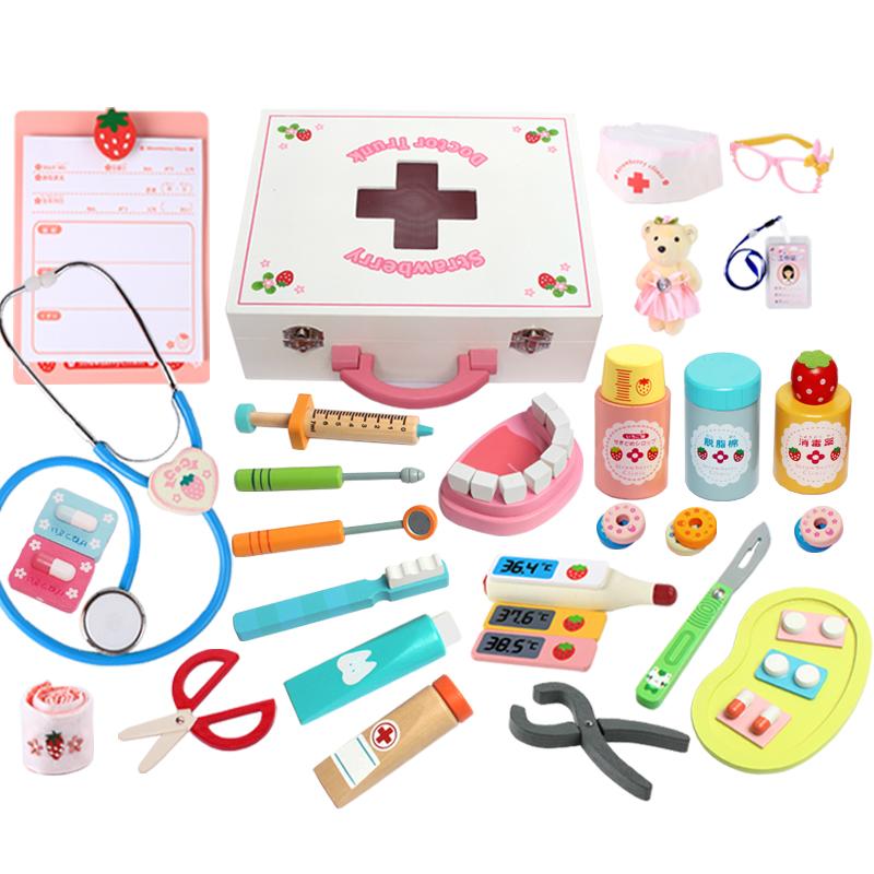 儿童过家家医生玩具套装