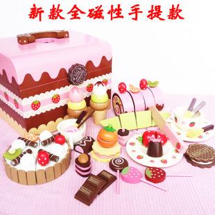 Цвет: Обновить все магнитные деревянные коробки торта