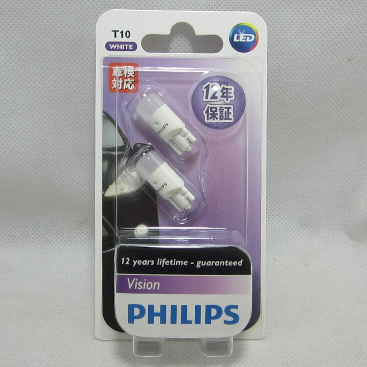 usd philips 12958 t10 led 12791 6000k 12v 0 5w 1w. Black Bedroom Furniture Sets. Home Design Ideas