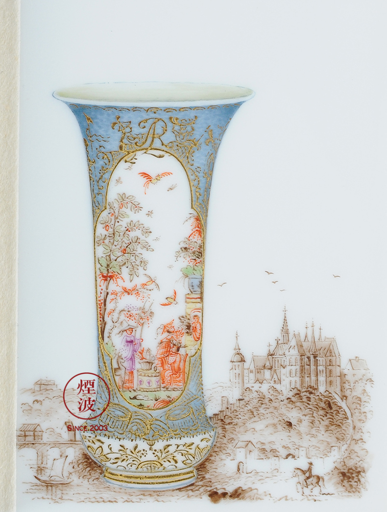 Germany mason MEISSEN porcelain limited works European porcelain was invented 300 anniversary of the porcelain