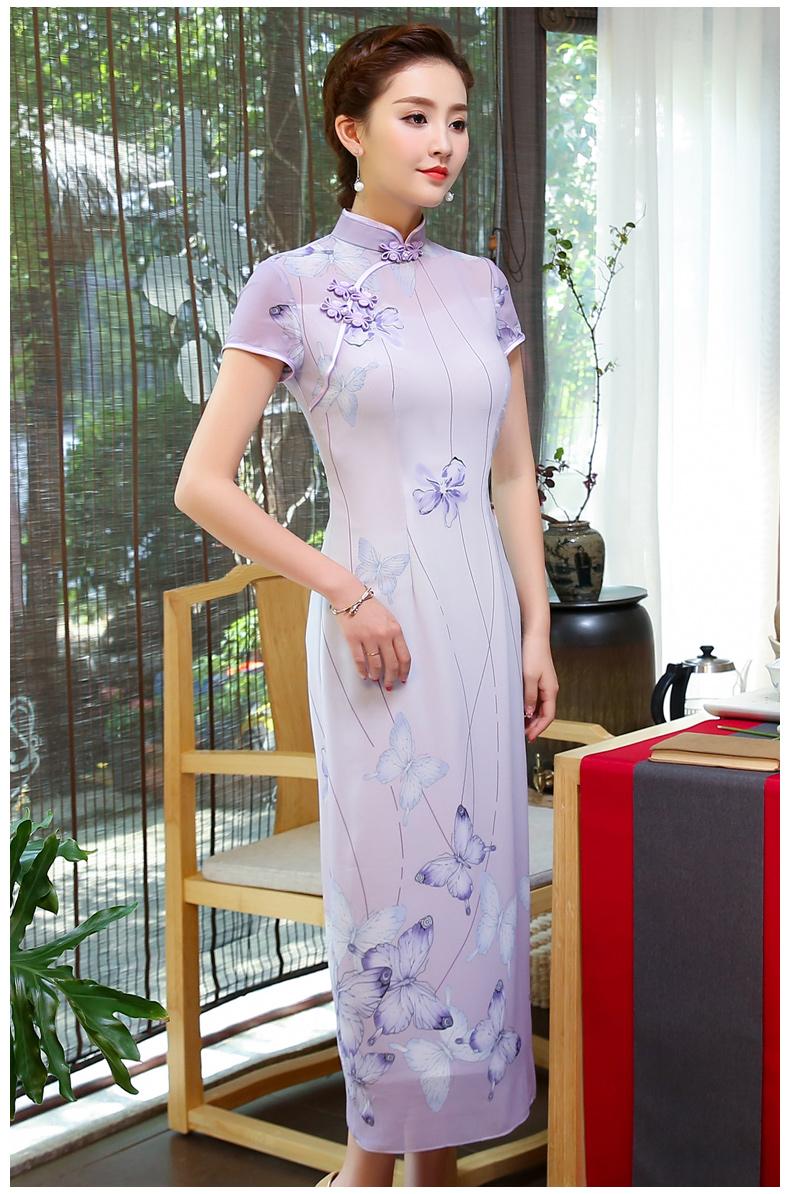 旗袍风格  得体秀装  (歌曲:草原上升起不落的太阳*15首) - 津津的博客