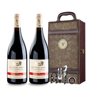 CMP巴黎庄园法国原瓶进口红酒