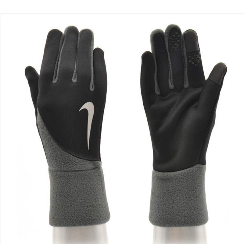 lowest discount shoes for cheap outlet online 37.69] NIKE/Nike Winter Warm Men and Women TAILWIND Sports Gloves ...