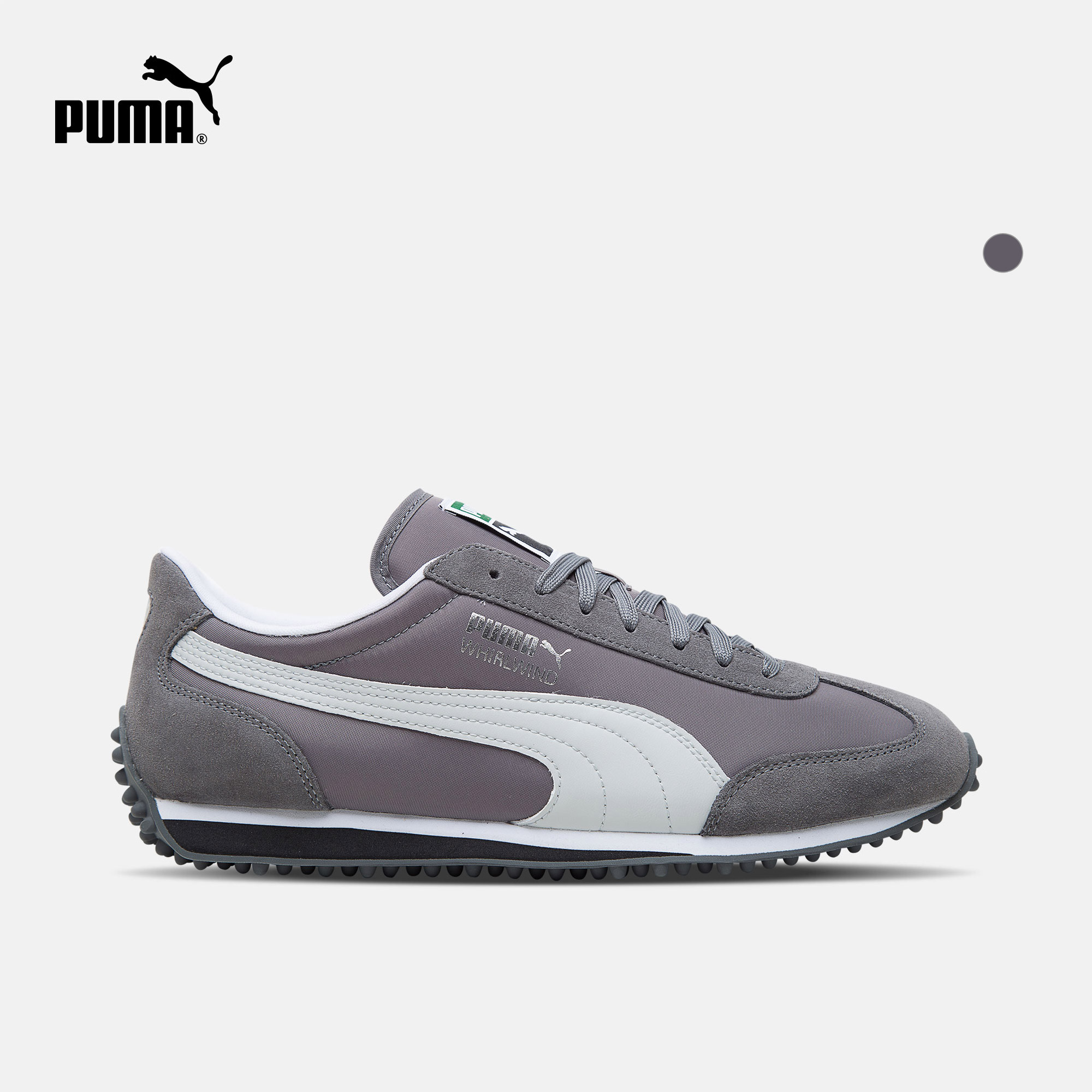 aaa23460109c Puma Puma official men and women with the same paragraph casual shoes Whirlwind  Classic 351293