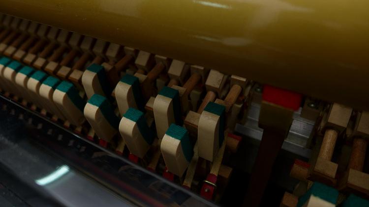 kawai 卡瓦依US-60 大谱架 专业演奏琴