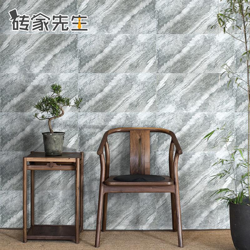 文化300600中式仿古青砖砖墙砖庭院墙青石阳台300600防滑瓷砖背景